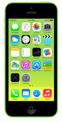 Apple iPhone 5C 8Gb (A1529) 4G LTE Green