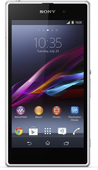 Sony Xperia Z1 C6903 4G LTE White РСТ