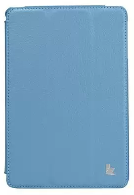 Чехол JisonCase Smart Leather Case для iPad mini / iPad mini 2 Retina Blue