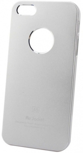 Чехол Power Support Air Jacket for iPhone 5 / 5S Silver