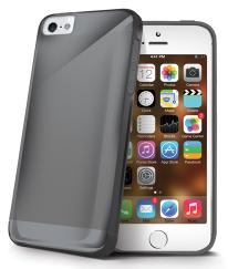 Celly Gelskin для Iphone 5/5S/SE Black