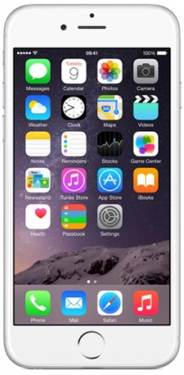 Apple iPhone 6 16Gb (A1586) 4G LTE Silver