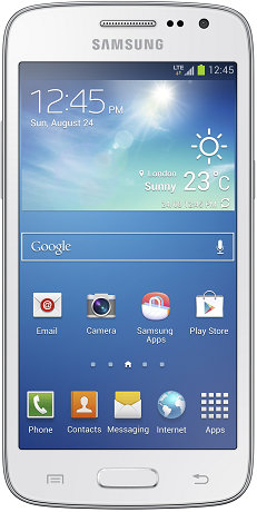 Samsung G386F Galaxy Core LTE White РСТ