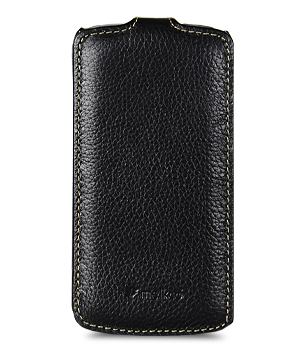 Чехол Melkco Leather Case для HTC One Mini M4 Jacka Type Black LC