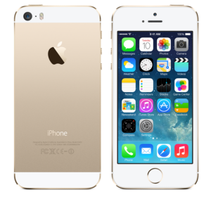 Apple iPhone 5S 16Gb Gold (ME434RU/A) LTE 4G