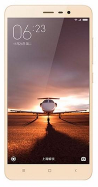 Xiaomi Redmi Note 3 16Gb Gold