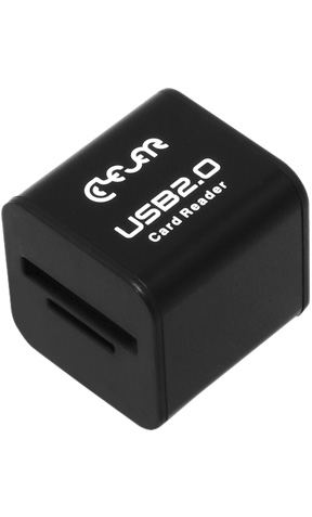Картридер CLEVER CUBE 12 in 1 USB2.0