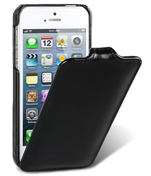 Чехол Melkco Leather Case for Apple iPhone 5 - Jacka Type Vintage Black