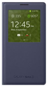 Чехол Flip Cover для Samsung Galaxy Note 3 N9005/N900 Blue