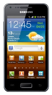 Samsung I9070 Galaxy S Advance 16 Gb Black