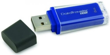 Kingston DataTraveler 102 8Gb