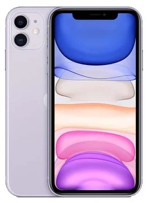 Apple iPhone 11 64GB (A2111) Purple