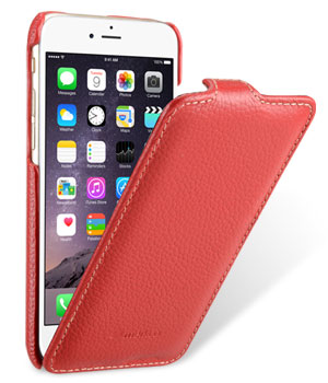 Чехол Melkco Leather Case for Apple iPhone 6 4.7 Jacka Type Red LC