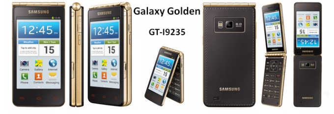 Samsung I9235 Galaxy Golden 16 Gb LTE Gold