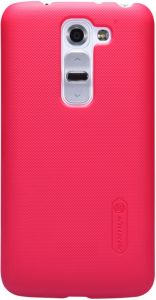 Чехол Nillkin Super Frosted Shield для LG Optimus G2 mini D618 Red