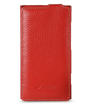 Чехол Melkco Leather Case for Nokia Lumia 920 Jacka Type Red