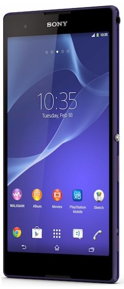 Sony Xperia T2 Ultra D5303 LTE Purple РСТ