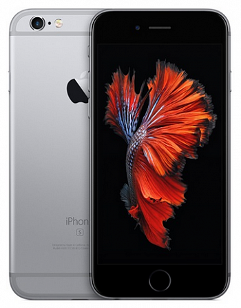 Apple iPhone 6S 16Gb  Space Grey A1688 3A500RU/A РСТ