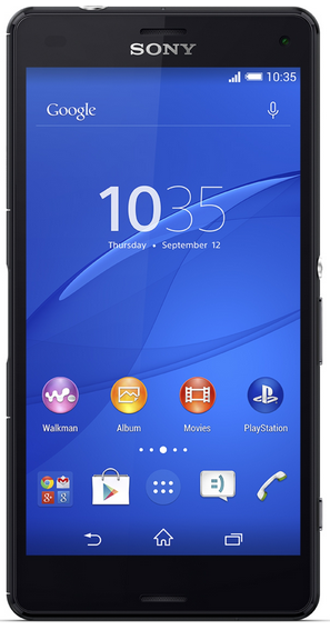 Sony Xperia Z3 Compact D5803 LTE Black РСТ