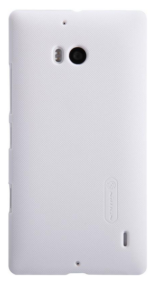 Чехол Nillkin Super Frosted Shield  для Nokia Lumia 930 White