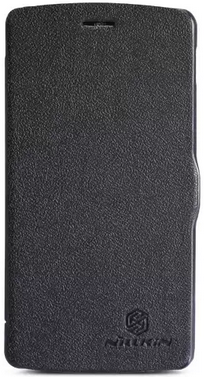 Чехол Nillkin Fresh Series Leather Case  для Nexus 5 black
