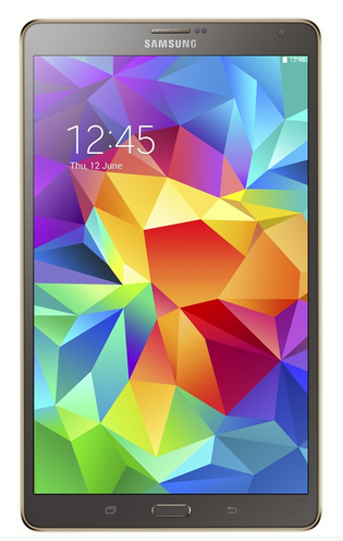 Samsung T705 Galaxy Tab S 8.4 16Gb LTE Brown РСТ