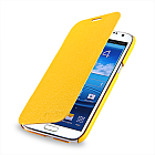 Чехол TETDED Premium Leather Case для Samsung Galaxy Note 2 N7100 / N7108 Dijon II: Yellow