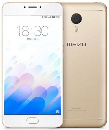 Meizu M3 Note 32Gb Gold РСТ