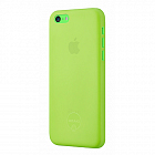 Чехол OZAKI для Apple IPhone 5C O!coat 0.3 JELLY Green