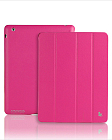 Чехол JisonCase Smart Leather Case Premium Edition для IPad Air Rose
