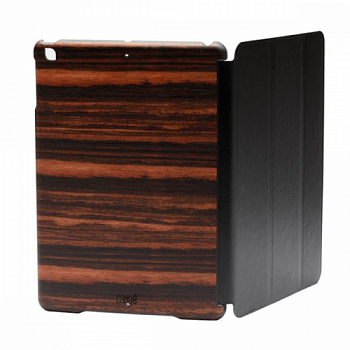 Чехол Man&Wood для Apple Ipad Air Ebony