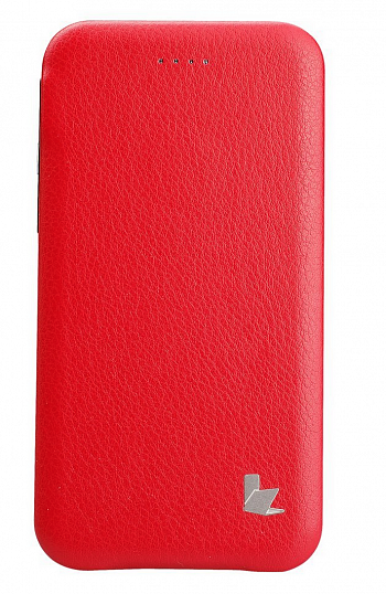 Чехол JisonCase Flip Case для iPhone 6 4.7 Red