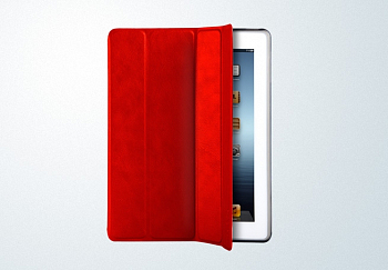 Чехол The Core Smart Case для IPad 4 / IPad 3 / IPad 2 Red