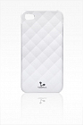 Чехол  Voorca  for IPhone 4 Fantasy case white