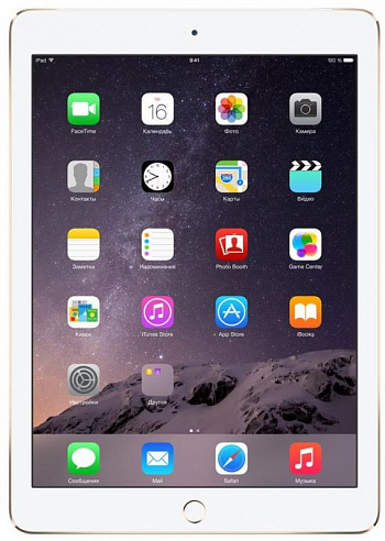 Apple iPad Air 2 128 Gb Wi-Fi + Cellular 4G LTE Gold