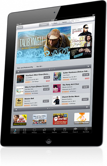 Apple IPad 2 16Gb WiFi Black