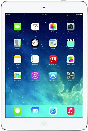 Apple iPad mini 2 with Retina display 16Gb Wi-Fi + Cellular Silver White РСТ