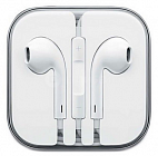 Наушники для iPhone, iPod, iPad White