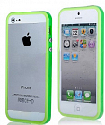 Бампер Apple MC597ZM/A для IPhone 5 / 5S Green