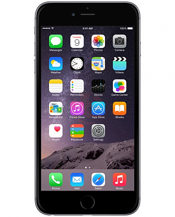 Apple iPhone 6 16Gb A1586 (MG472RU/A) 4G LTE Space Grey РСТ