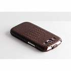 Чехол BOROFONE Crocodile leather case for Samsung Galaxy SIII(i9300) Brown