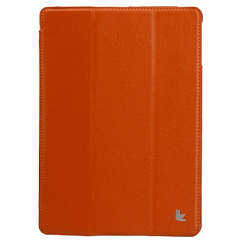Чехол JisonCase Smart Leather Case для IPad Air Orange