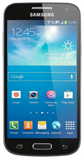 Samsung I9192I Galaxy S4 mini Duos Value Edition Deep Black РСТ