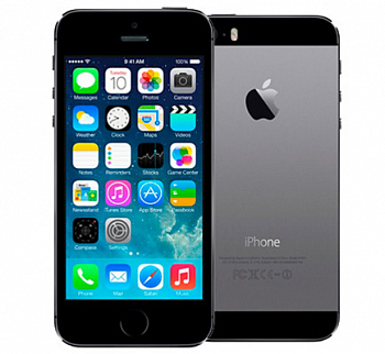 Apple iPhone 5S 16Gb Space Grey (A1530) 4G LTE