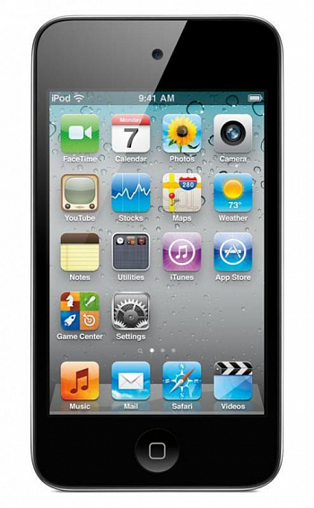Apple iPod touch 4 32Gb Black