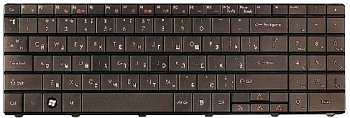 Клавиатура для ноутбука TOP-90168 Packard Bell EasyNote DT85 LJ61 LJ63 LJ65 LJ67 LJ71 Gateway NV52 NV53 Series Black