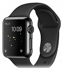 Apple Watch 38mm with Sport Band MLCK2 Black