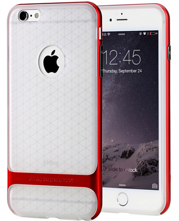 Накладка Rock Royce для Iphone 6/6S 4.7 Red