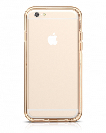 Накладка Hoco Steel Series Iphone 6 Gold