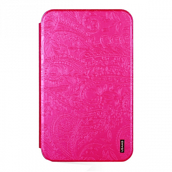 Чехол Usams Forever Young Series для Samsung Galaxy Tab 3.8 T310/t3110/t3150 Pink